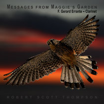 Messages from Maggie's Garden cover art