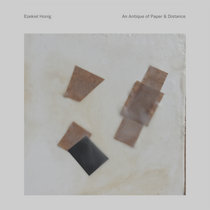 An Antique of Paper & Distance cover art