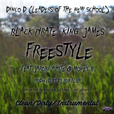 Black Pirate King James Freestyle (feat. Jarobi White & Money B) main photo