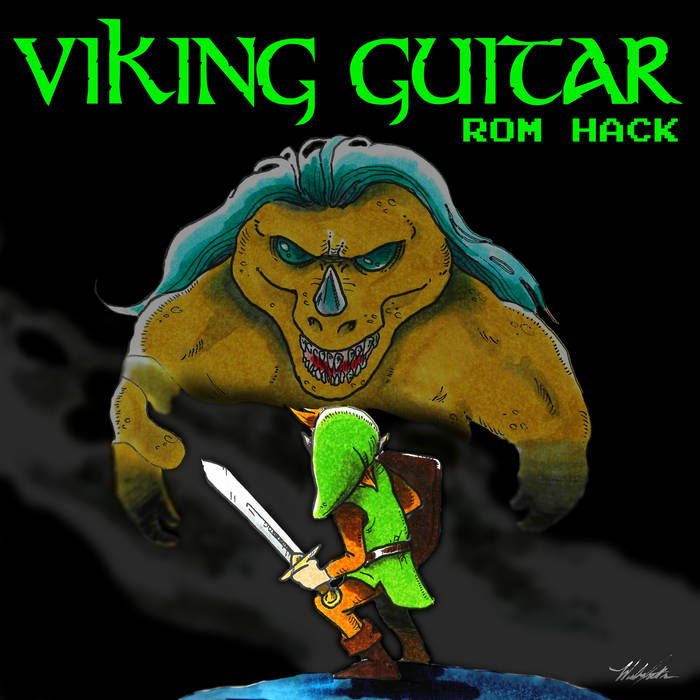 ROM HACK | Viking Guitar