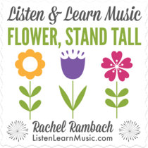 Flower, Stand Tall cover art