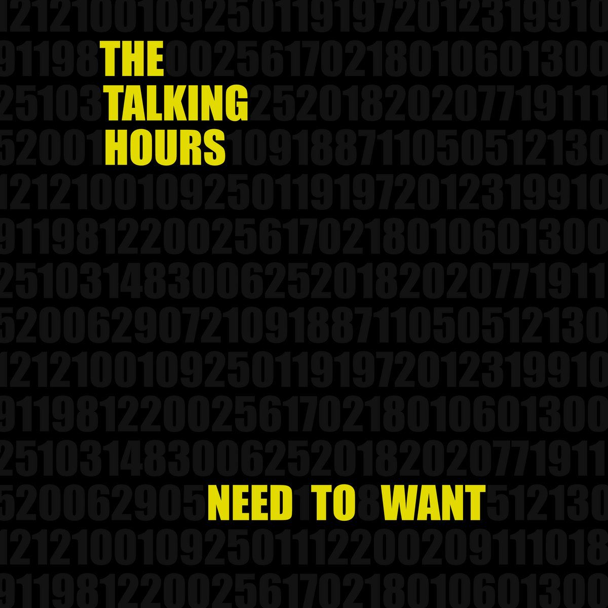 Need To Want by The Talking Hours
