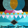 BoomBaptism Beat Tape (2010, Archivist Records) Cover Art