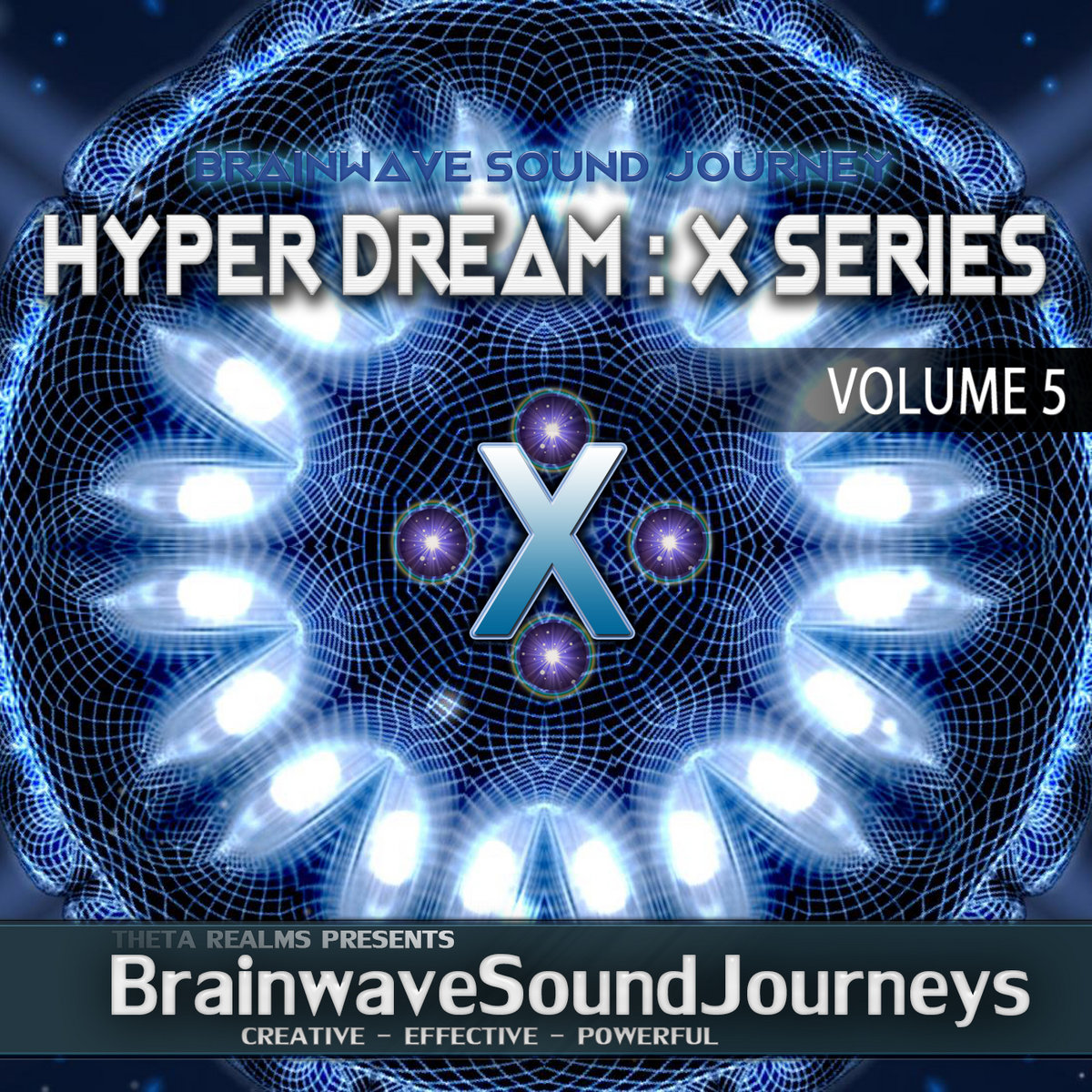 BE AWARE :Powerful Music for LUCID DREAMING | Theta Realms Binaural