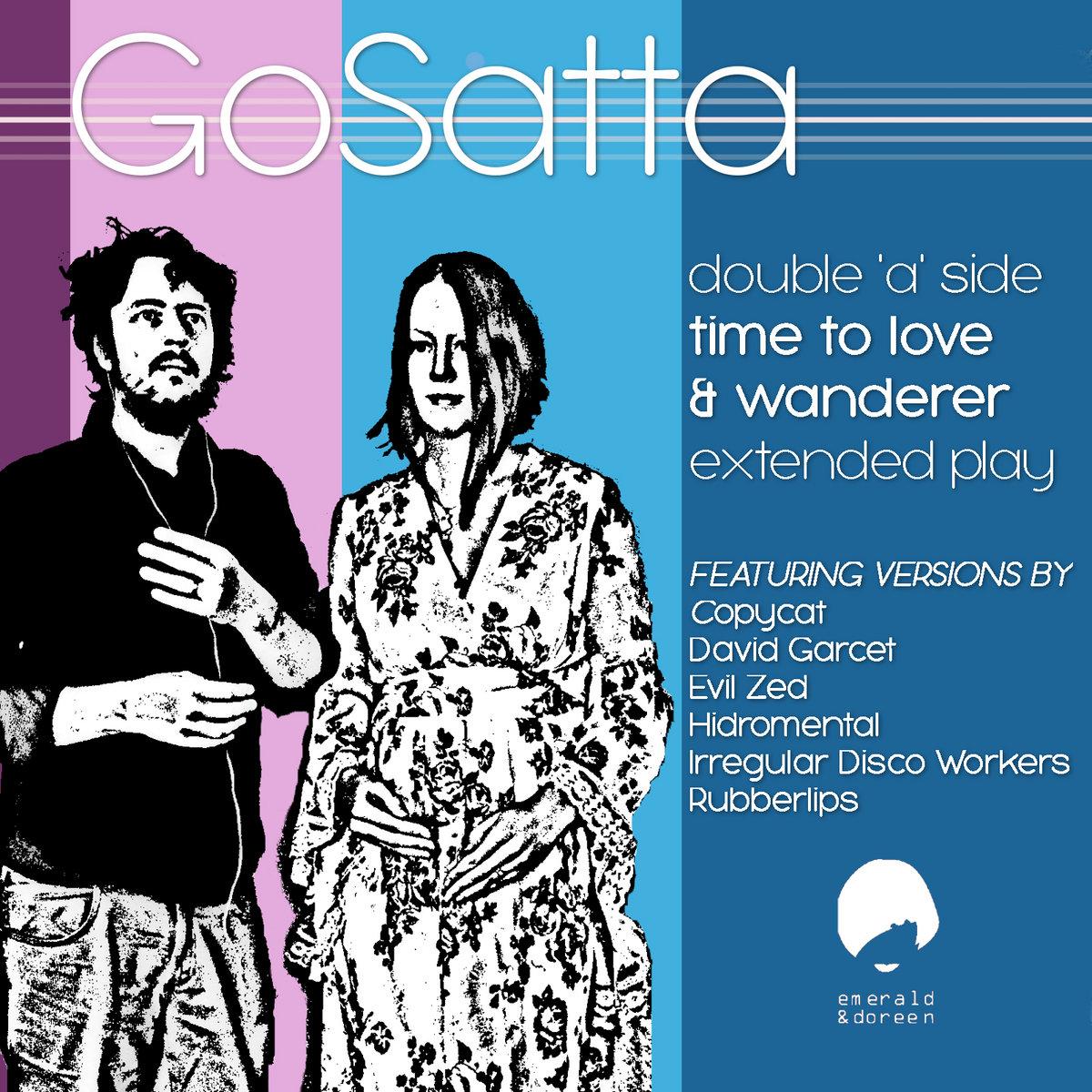 Wanderer (Drum & Bass Mix) | Go Satta