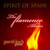 SPIRIT OF SPAIN - the flamenco album cover art