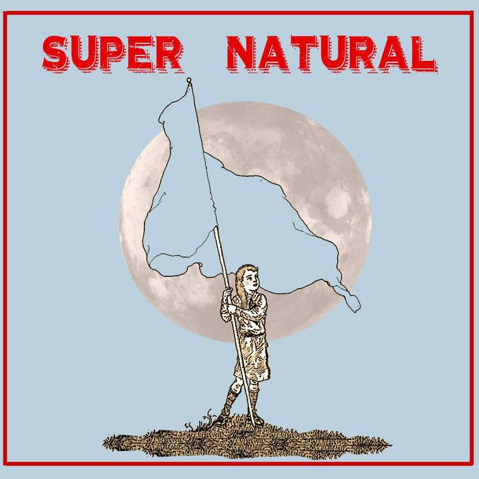 Super Natural cover art