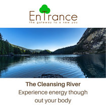 The Cleansing River – Experience energy though out your body cover art