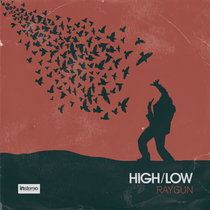 Raygun EP cover art