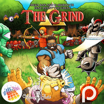 The Grind (feat. Penny The Great) *Zelda LTTP* cover art
