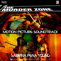 The Murder Zone Motion Picture Soundtrack cover art