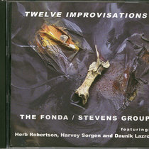 Twelve Improvisations cover art