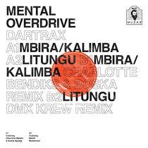 Dartrax (EP) cover art