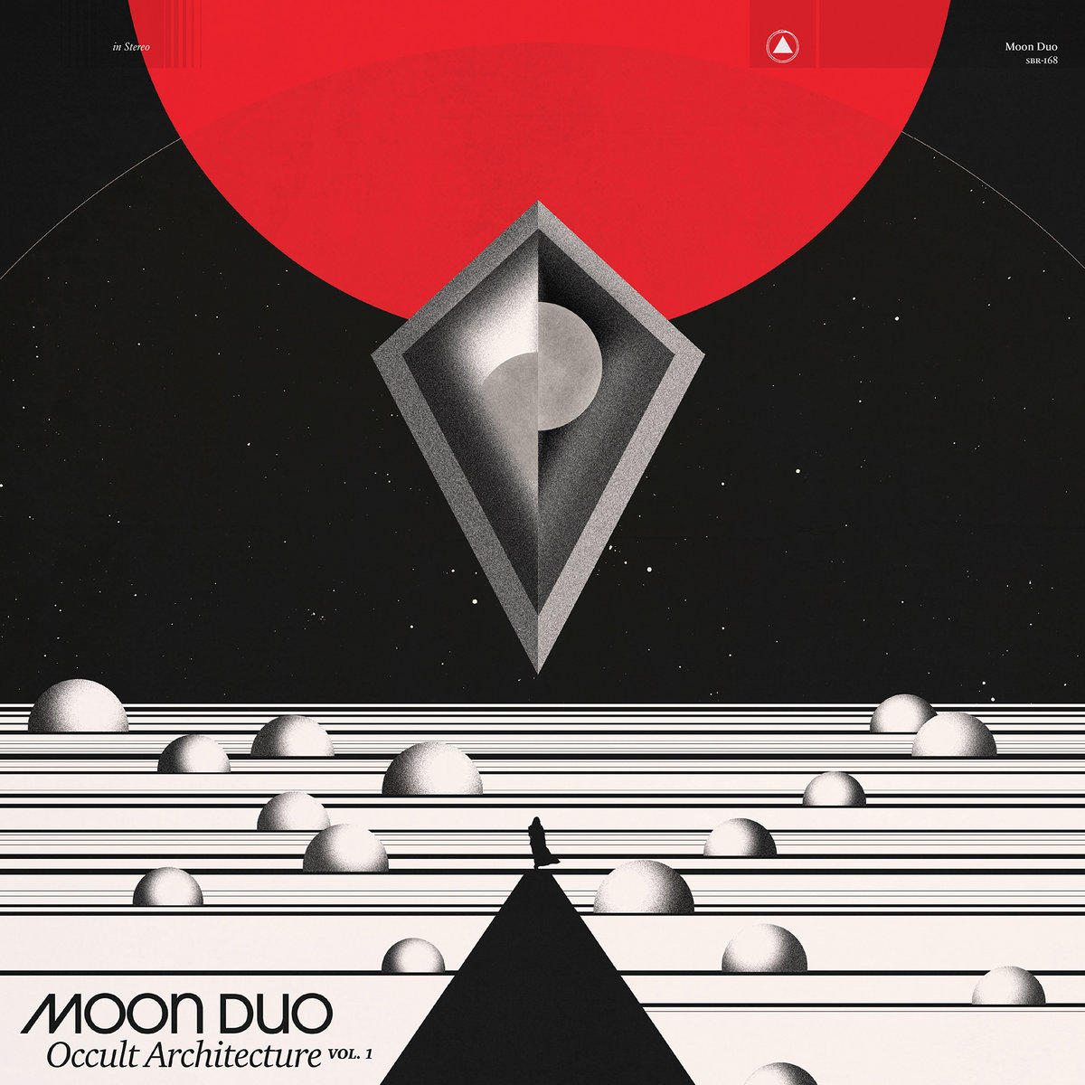 Image result for Moon Duo: Occult Architecture Vol. 1 album art