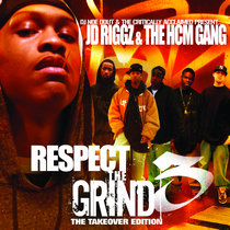 Respect The Grind Vol 3: The Takeover Edition cover art