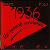 1936 - The Spanish Revolution Cover Art
