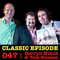 Ep 047 : LIVE! Derryn Hinch & Tom Gleeson love the 08/11/12 Letters cover art