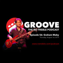 Groove – Episode #56: Graham Maby cover art