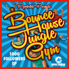 Bounce House Jungle Gym EP Cover Art