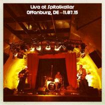Stephen Simmons Band Live at Spitalkeller, Offenburg, DE cover art