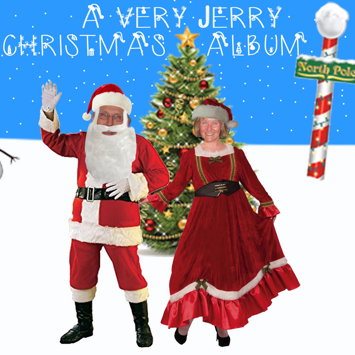 A Very Jerry Christmas | Our Family