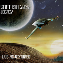 Live Adventures cover art
