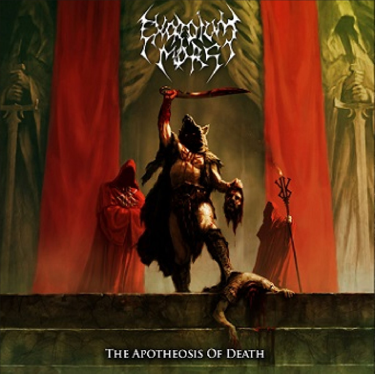 The Apotheosis of Death | Iron Blood and Death Corporation
