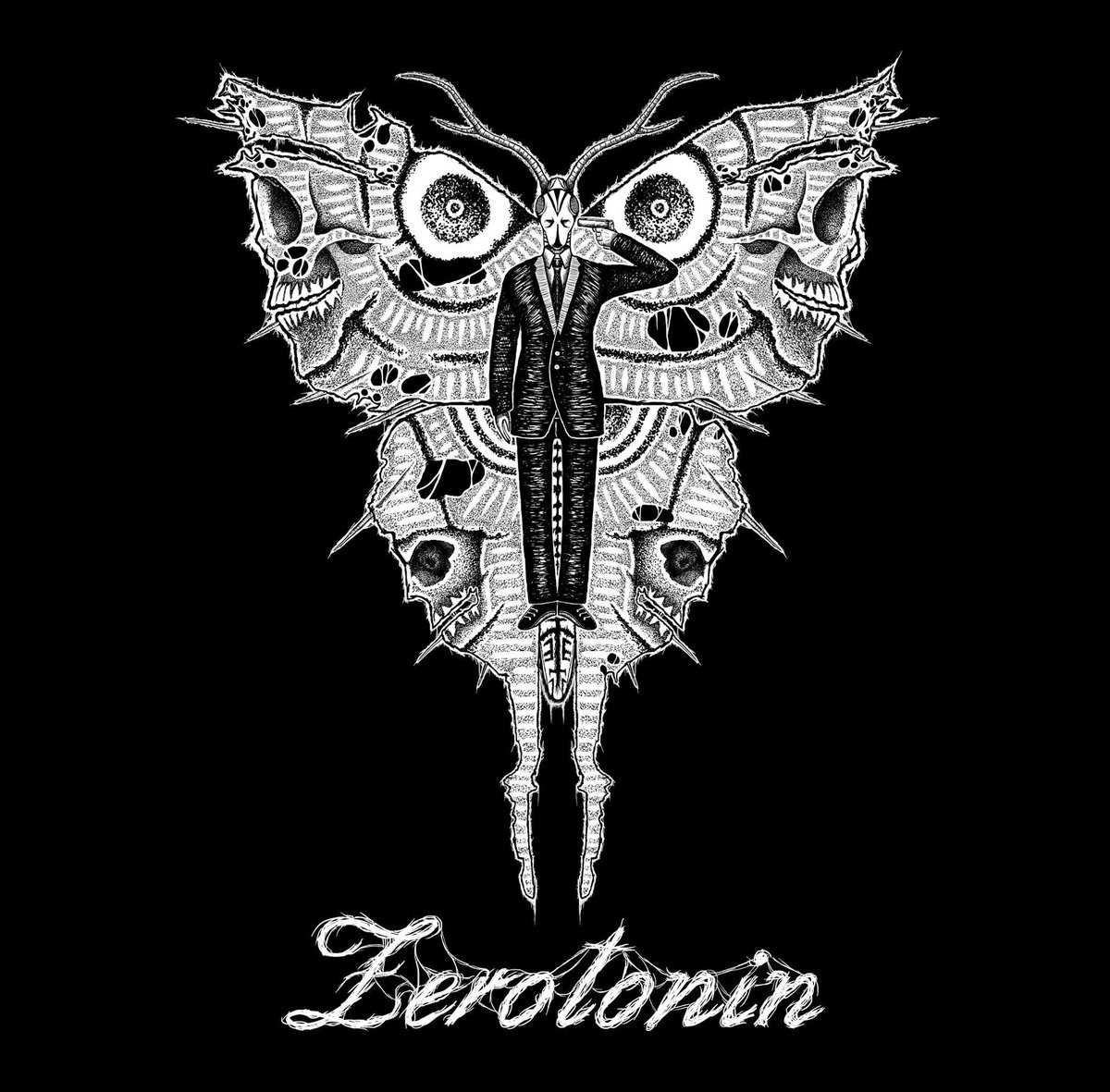 Death Valley Suicide - Zerotonin (2019)