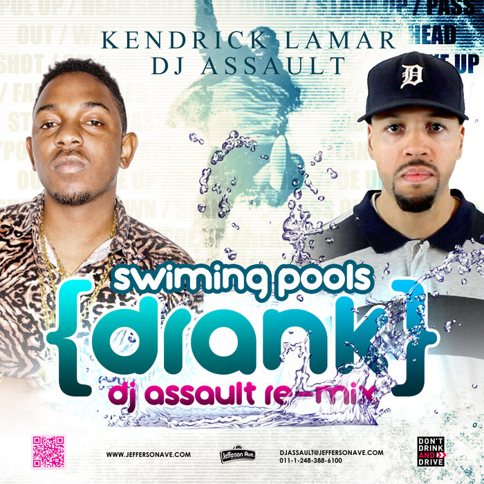 Swimming pools drank dj assault remix dj assault for Swimming pool drank mp3 download