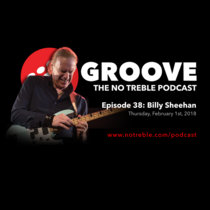 Groove – Episode #38: Billy Sheehan cover art