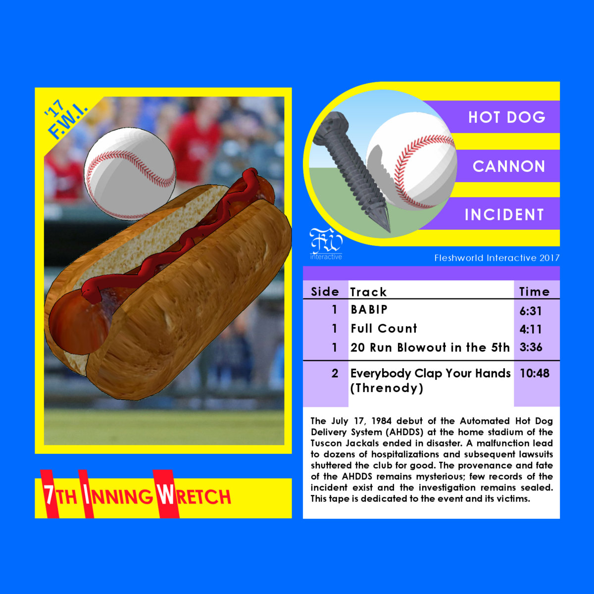 hot dog cannon