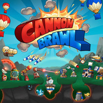 Cannon Brawl OST cover art