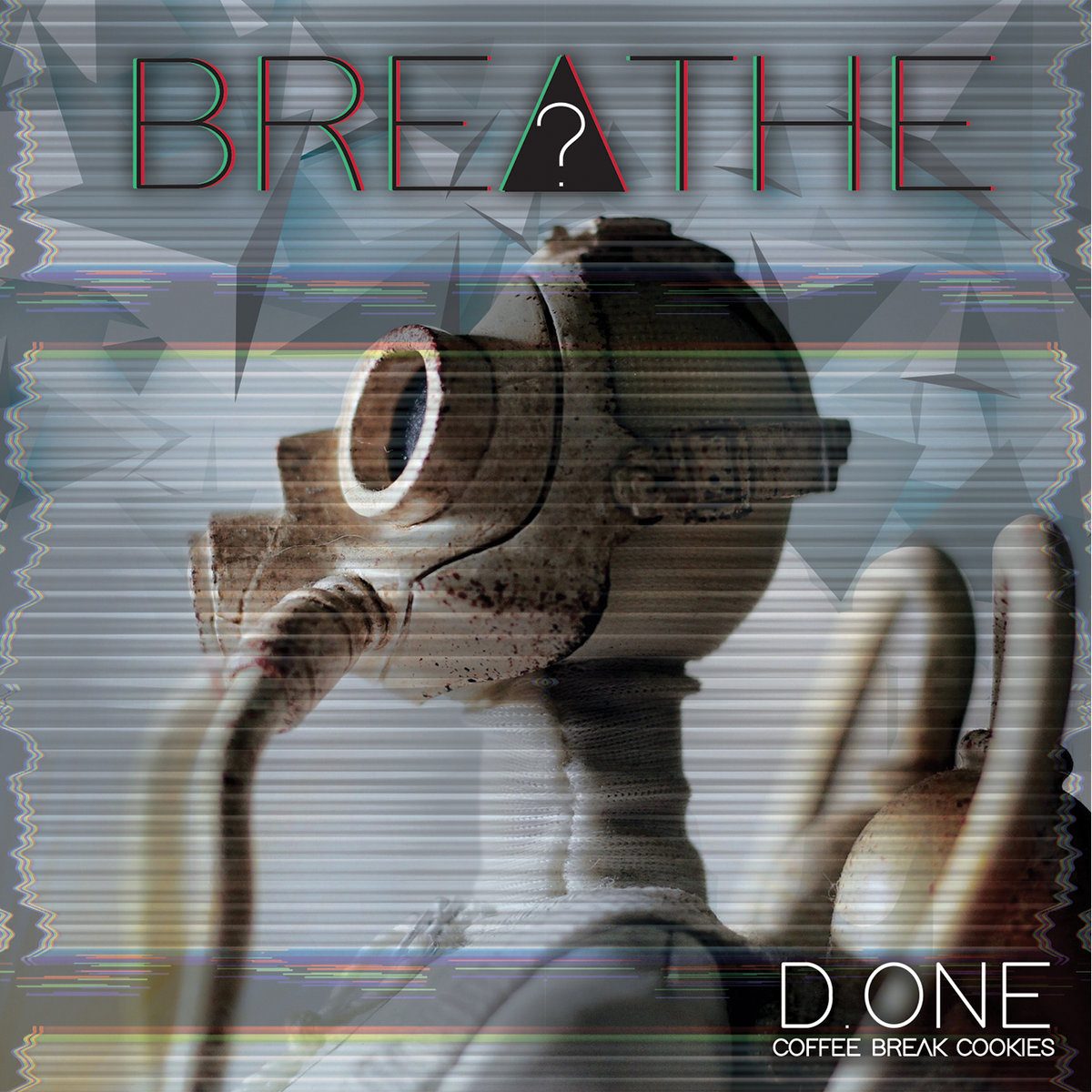 Coffee Break Cookies - D.one - Breath (L.P.) (2017)