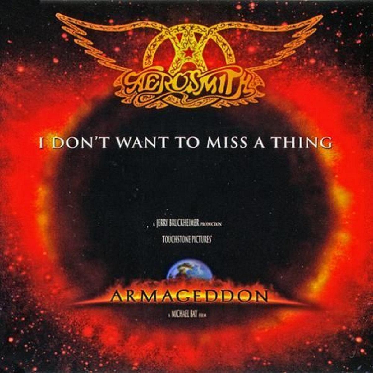 #1 Hari Ini, 1997: Aerosmith – I Don't Want Miss a Thing