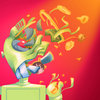 LOVE SONGS FOR ROBOTS Cover Art