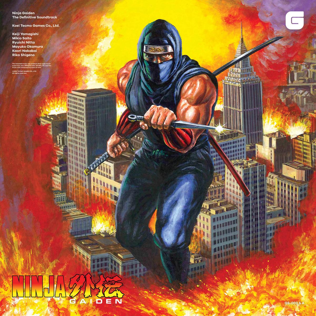 Ninja Gaiden The Definitive Soundtrack Vol. 1 + 2