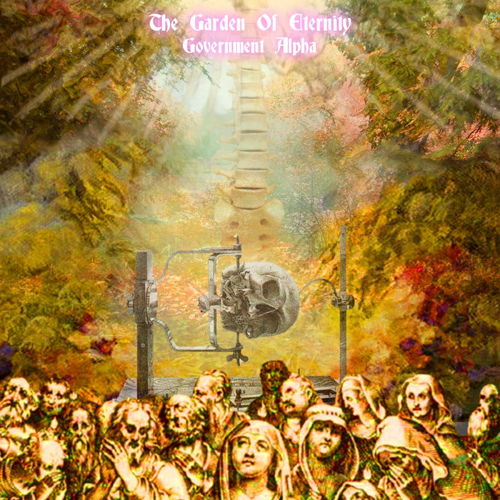 The Garden Of Eternity 1997 Digital Remaster