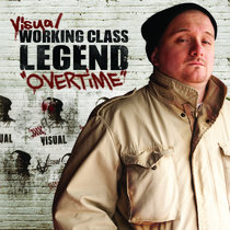 Working Class Legend: Overtime cover art