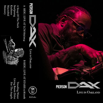 Live In Oakland by Dax Pierson