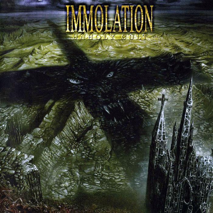 Slikovni rezultat za Unholy Cult immolation