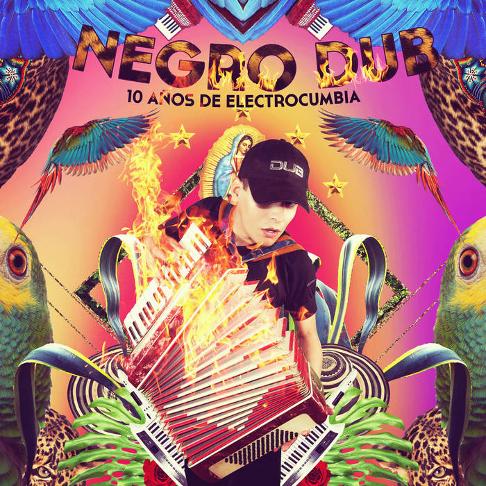 10 Years of Electrocumbia cover art