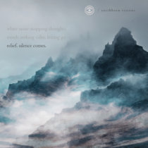 relief. silence comes. cover art
