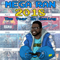 The Year In Gaming 2018 cover art