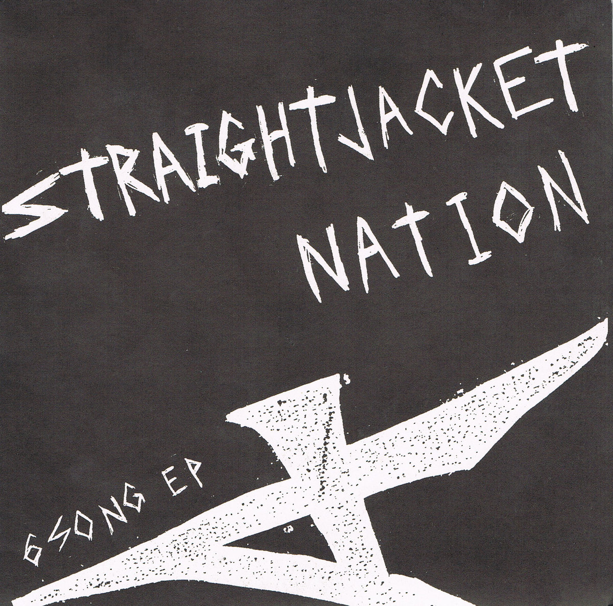 STRAIGHT JACKET NATION - 6 song EP - 7