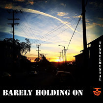 barely holding on cover art