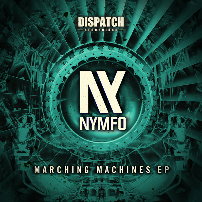 Marching Machines EP cover art