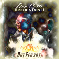 Rise of a Don II Ep cover art