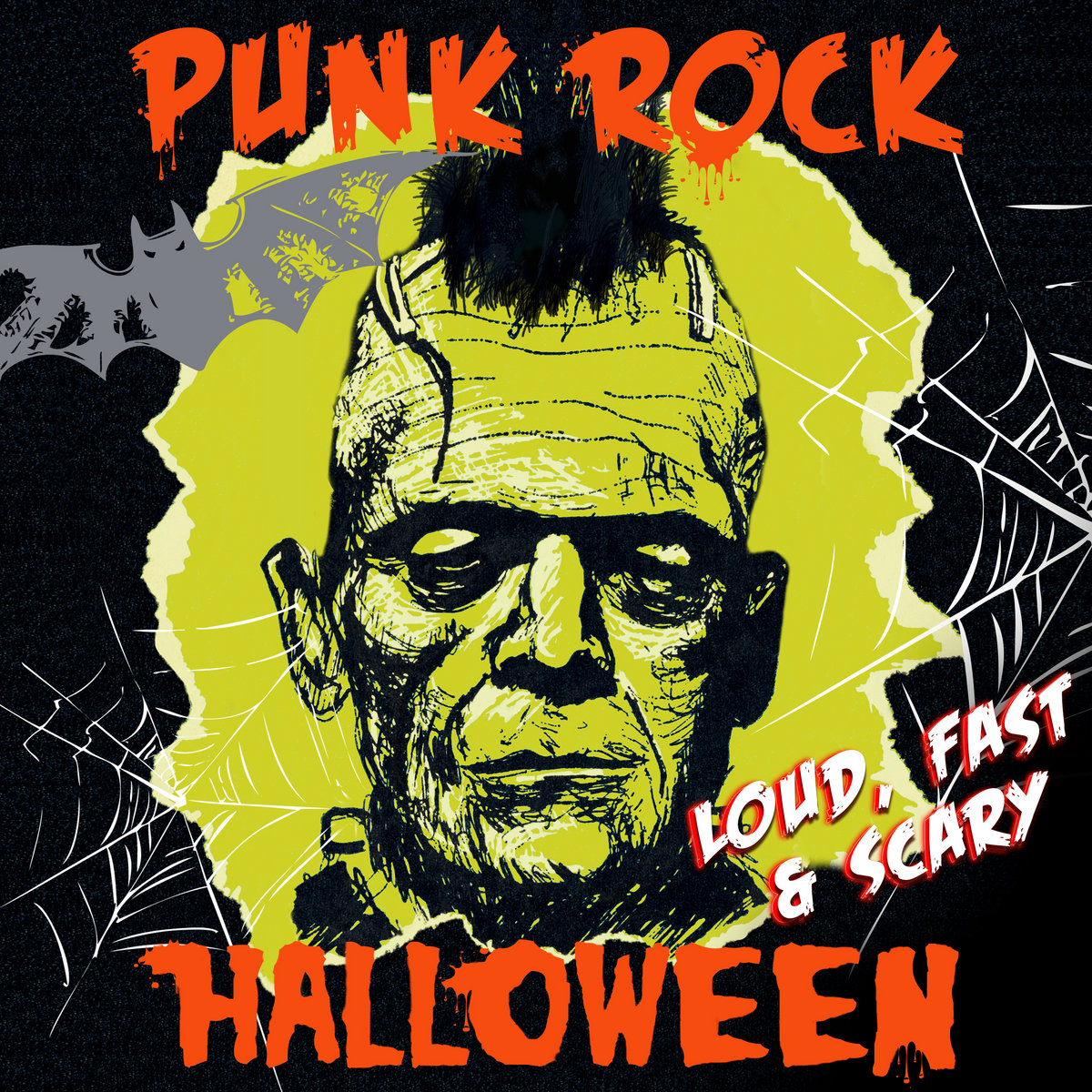 punk rock halloween - loud, fast & scary | punk rock halloween