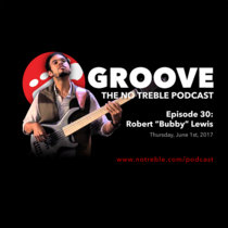 "Groove – Episode #30: Robert ""Bubby"" Lewis cover art"