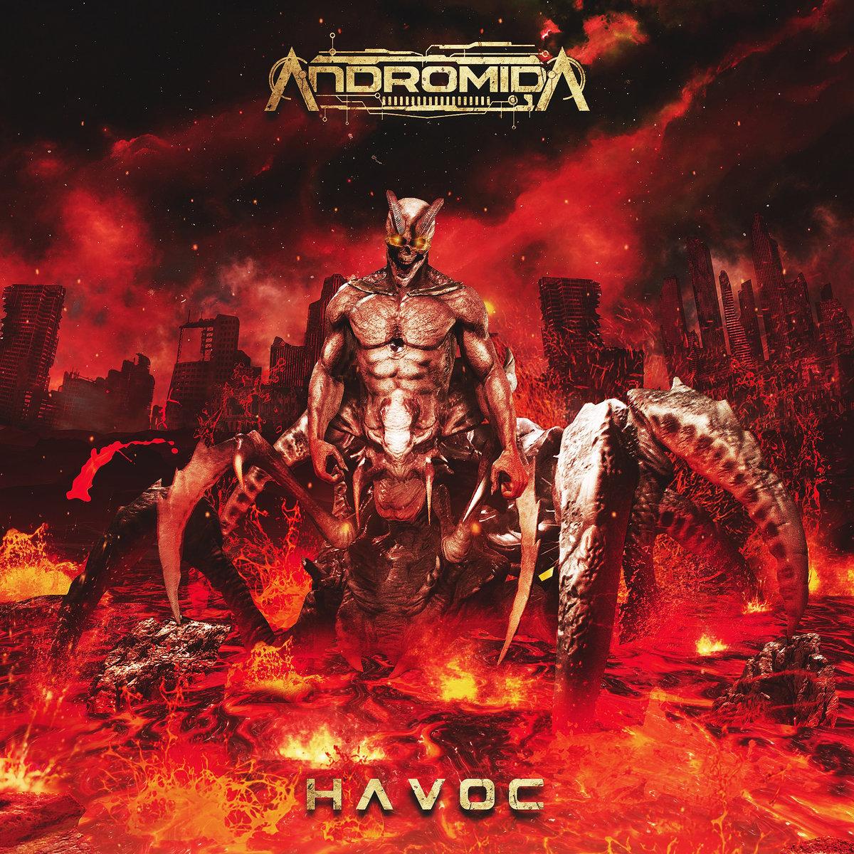 Havoc by Andromida